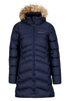 Women's Montreal Coat, Midnight Navy, medium