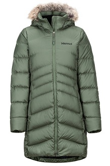 Women's Montreal Coat, Crocodile, medium