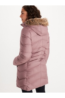 Women's Montreal Coat, Claret, medium