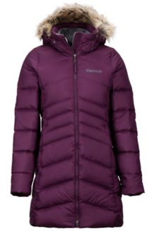 Wm's Montreal Coat, Dark Purple, medium