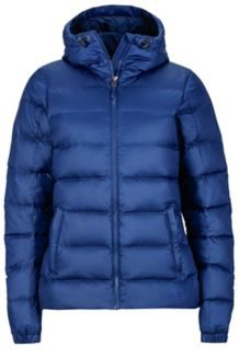 Wm's Guides Down Hoody, Arctic Navy, medium