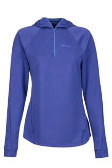 Wm's Indio 1/2 Zip, Electric Purple, medium