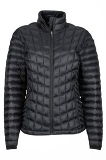 Wm's Marmot Featherless Jacket, Black, medium