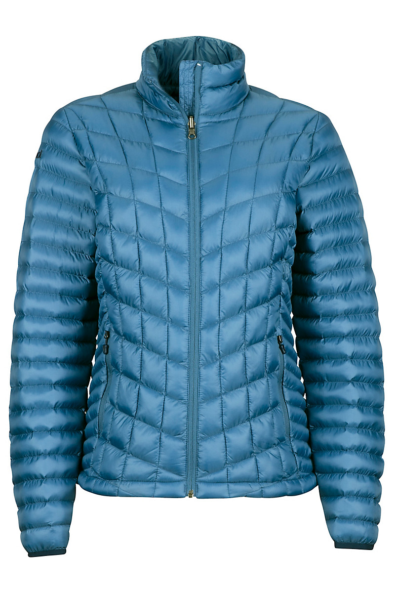 Wm's Marmot Featherless Jacket, Late Night, large