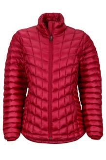 Wm's Marmot Featherless Jacket, Red Dahlia, medium