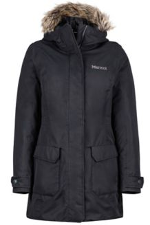 Wm's Nome Jacket, Black, medium