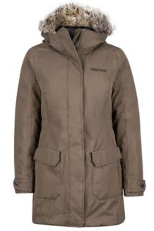 Wm's Nome Jacket, Deep Olive, medium