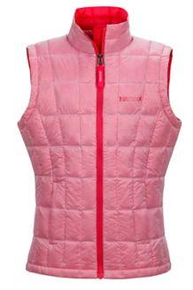 Girl's Sol Vest, Pink Rock, medium