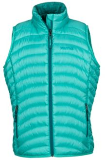 Girl's Aruna Vest, Waterfall, medium