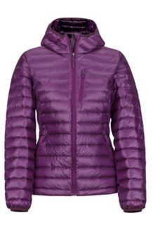 Wm's Quasar Nova Hoody, Grape, medium