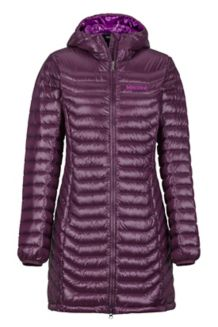 Wm's Sonya Jacket, Dark Purple, medium