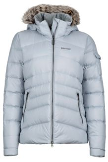 Wm's Ithaca Jacket, Silver, medium