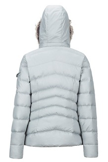 Women's Ithaca Jacket, Bright Steel, medium