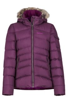 Women's Ithaca Jacket, Dark Purple, medium