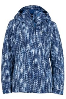 Wm's Jessie Jacket, Arctic Navy Freshies, medium