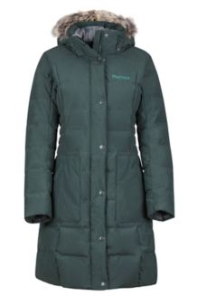 Wm's Clarehall Jacket, Dark Spruce, medium