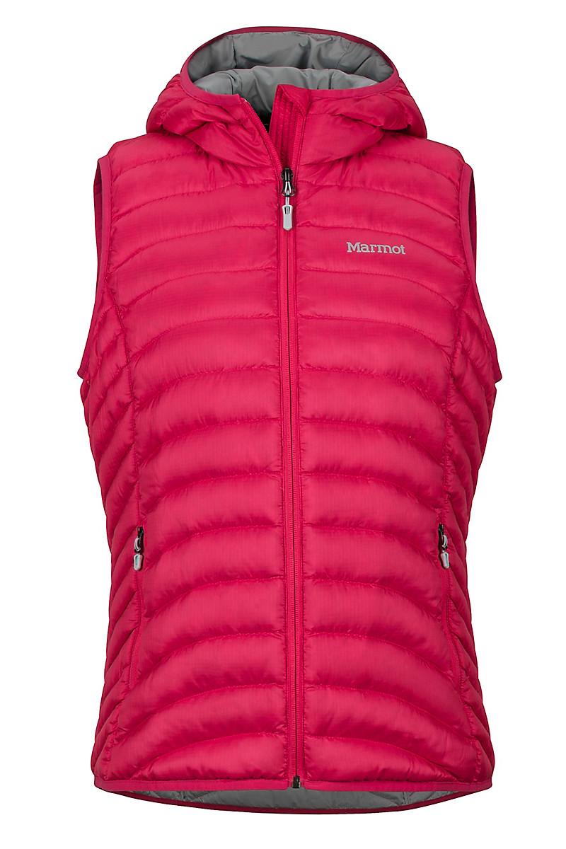quality design d389a d0433 Women's Bronco Hooded Vest