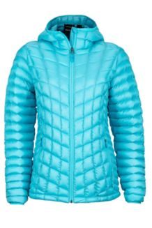 Wm's Marmot Featherless Hoody, Bluebird, medium
