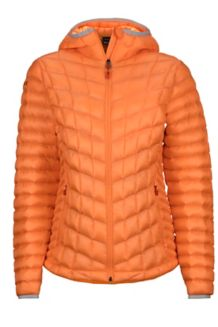 Wm's Marmot Featherless Hoody, Grapefruit, medium
