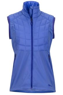 Wm's Featherless Trail Vest, Lilac, medium