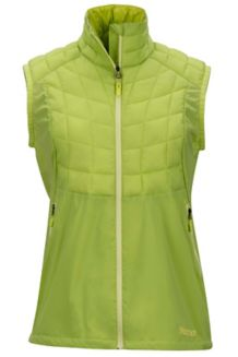 Wm's Featherless Trail Vest, Kiwi, medium