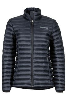Wm's Solus Featherless Jacket, Black, medium