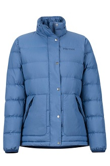 Women's Warm II Jacket, Storm, medium