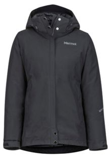 Women's Synergy Featherless Jacket, Black, medium