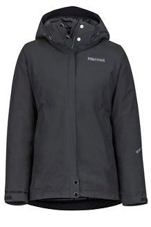 Women's Synergy Featherless Jacket, Black, medium