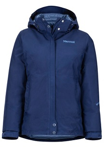 Women's Synergy Featherless Jacket, Arctic Navy, medium