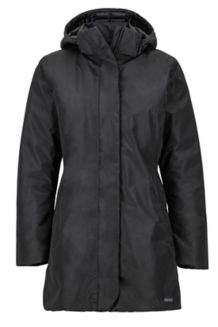 Women's Aitran Featherless Jacket, Black, medium