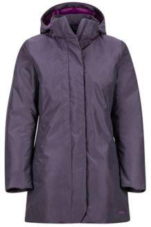 Women's Aitran Featherless Jacket, Purple, medium