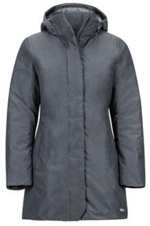 Women's Aitran Featherless Jacket, Cinder, medium