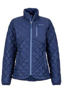 Women's Istari Featherless Jacket, Arctic Navy, medium
