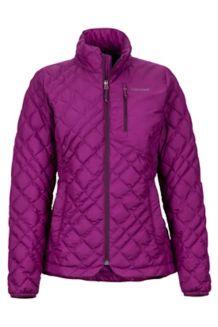 Women's Istari Featherless Jacket, Grape, medium