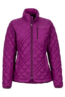 Women's Istari Featherless Jacket, Grape, medium