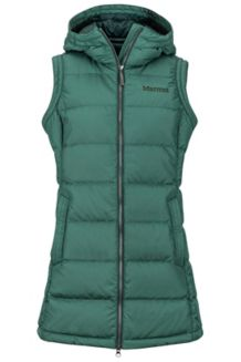 Women's Origins Vest, Mallard Green, medium