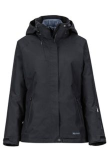 Women's Sugar Loaf Component Jacket, Black, medium