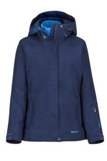 Women's Sugar Loaf Component Jacket, Arctic Navy, medium
