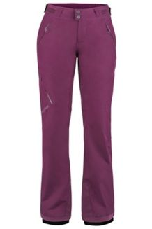 Women's Lightray Shell Pants, Dark Purple, medium
