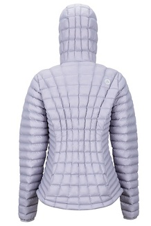 Women's Featherless Hoody, Lavender Aura, medium
