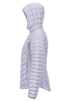 Women's Featherless Hoody, Lavender Aura, medium