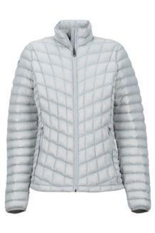 Women's Featherless Jacket, Bright Steel, medium