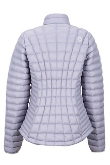 Women's Featherless Jacket, Lavender Aura, medium