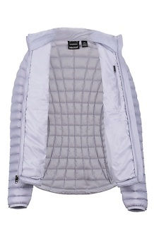 Women's Featherless Jacket, Lavender Aura, medium