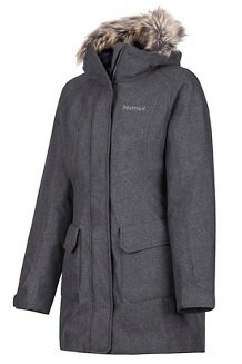 Women's Georgina Featherless Jacket, Black, medium