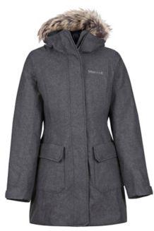 Women's Georgina Featherless Jacket, Black, medium