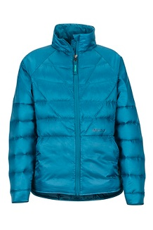 Girls' Hyperlight Down Jacket, Late Night, medium