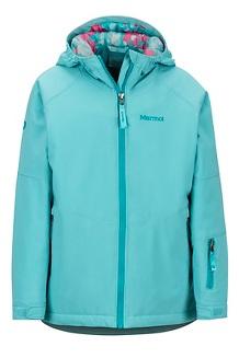 Girls' Refuge Jacket, Aquarelle, medium