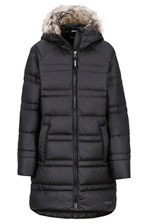 Girls' Montreaux 2.0 Coat, Black, medium